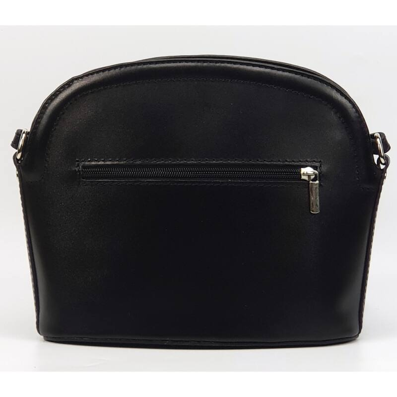 06265ae4280c Maxmoda Polli olasz női fekete bőr divat válltáska 14.990 Ft-os áron!