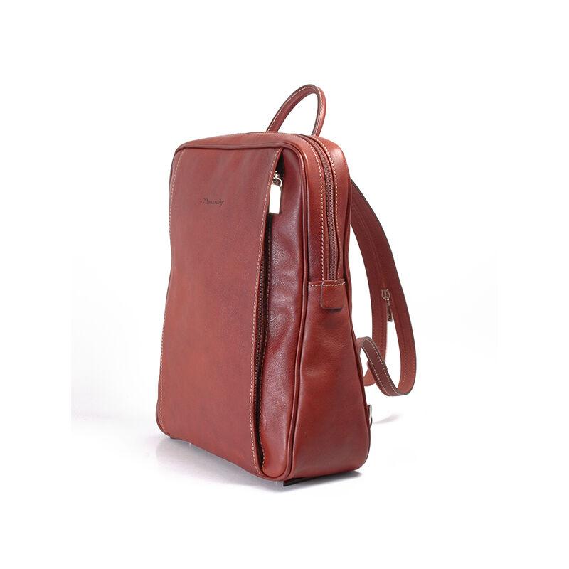 3c4bc26cf1 Rubina barna női bőr hátizsák 29x35cm 29.990 Ft-os áron!
