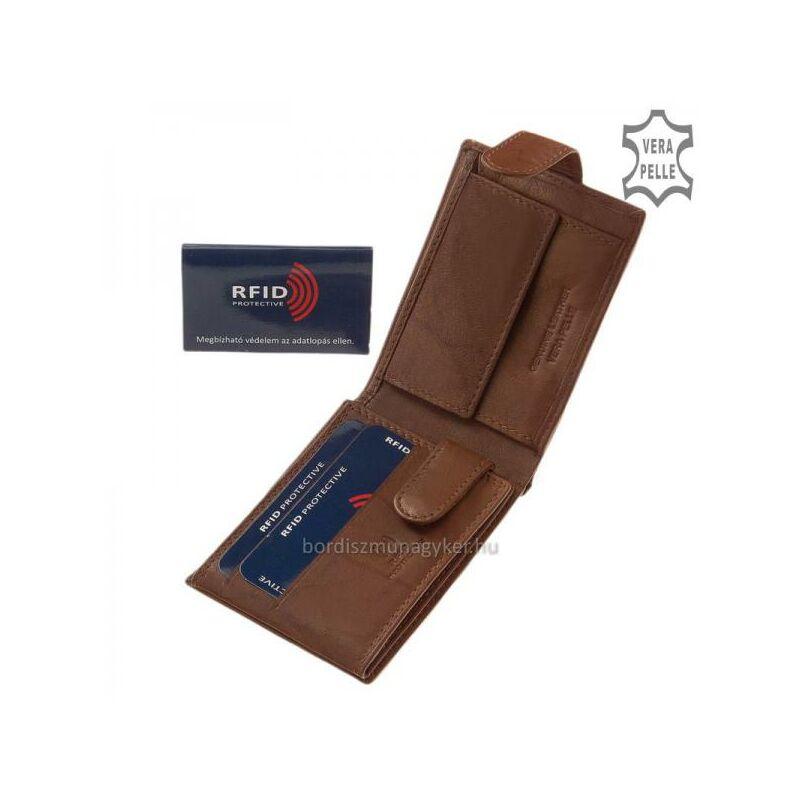 GreenDeed férfi pénztárca RFID védelemmel eeb0541bfe