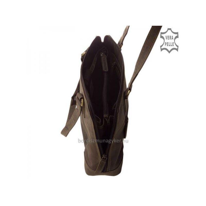 GreenDeed női barna bőrtáska 22.990 Ft-os áron! de9987c5b1