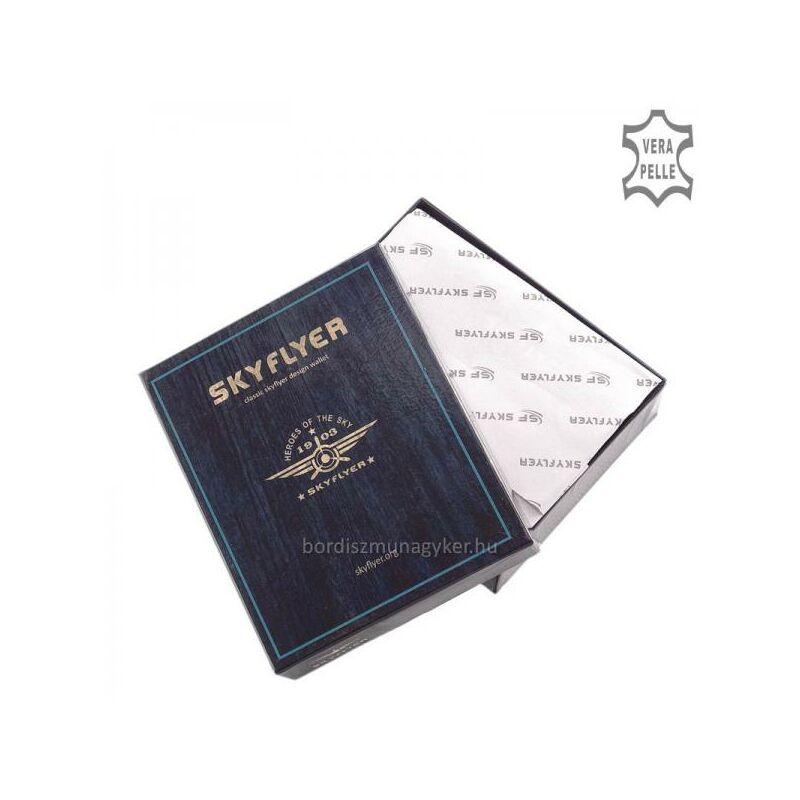 Skyflyer férfi pénztárca RFID védelemmel 5.990 Ft-os áron! 1afb3a256d
