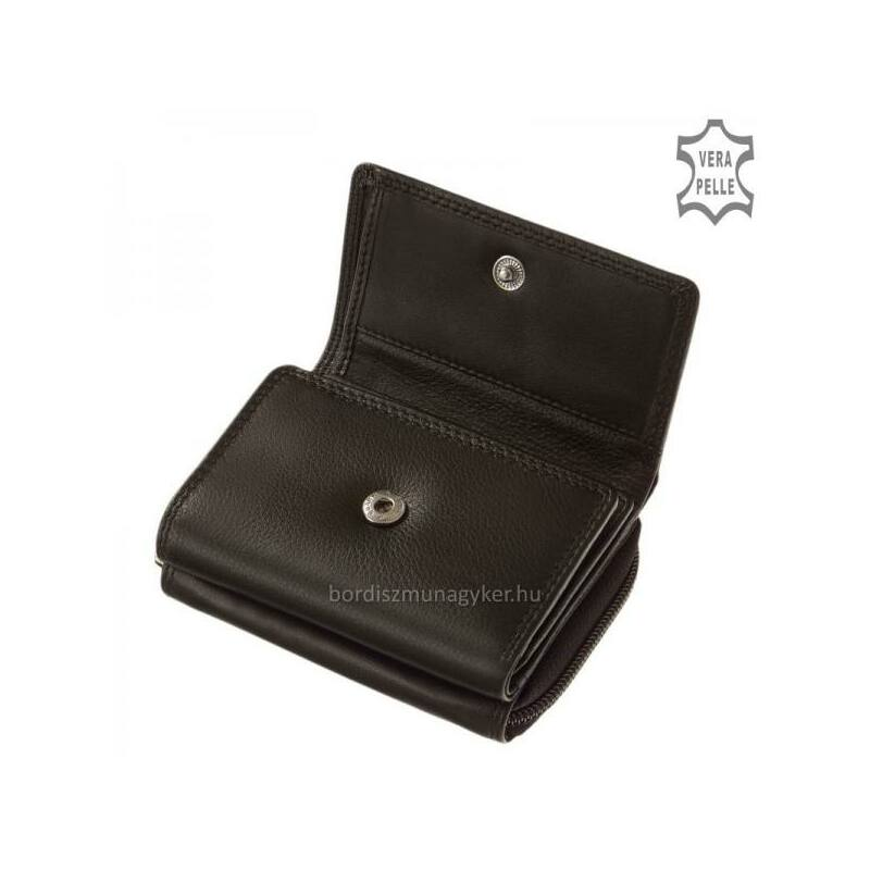 La Scala női bőr pénztárca fekete 5.990 Ft-os áron! 429cd94f2a
