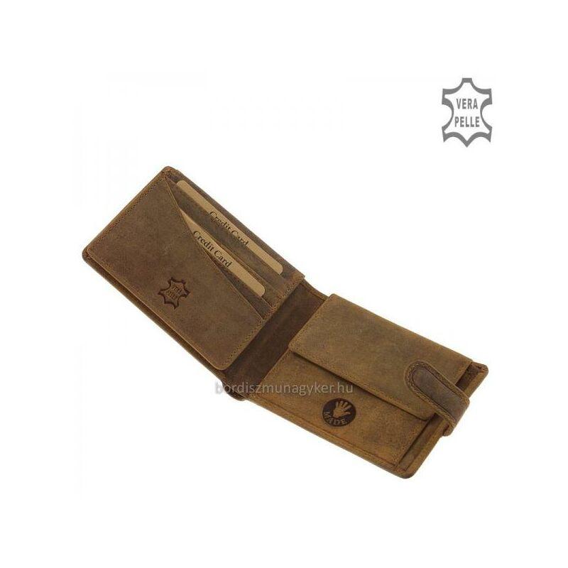 GreenDeed horgász bőr pénztárca csuka mintával 6.490 Ft-os áron! 5a00d4f6fc