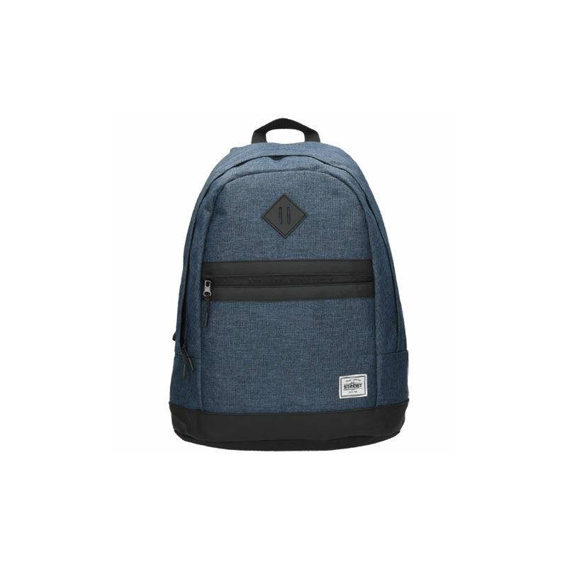 ed10e5e982e3 Street Maniana Blue kétrekeszes iskolatáska, hátizsák 4.472 Ft-os áron!