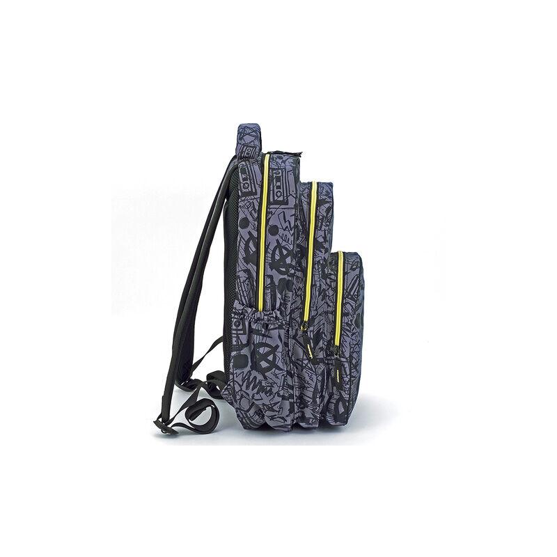 5b012aa5861c AUtonomy Casette tinédzser 3 rekeszes iskolatáska, hátizsák 13.036 ...