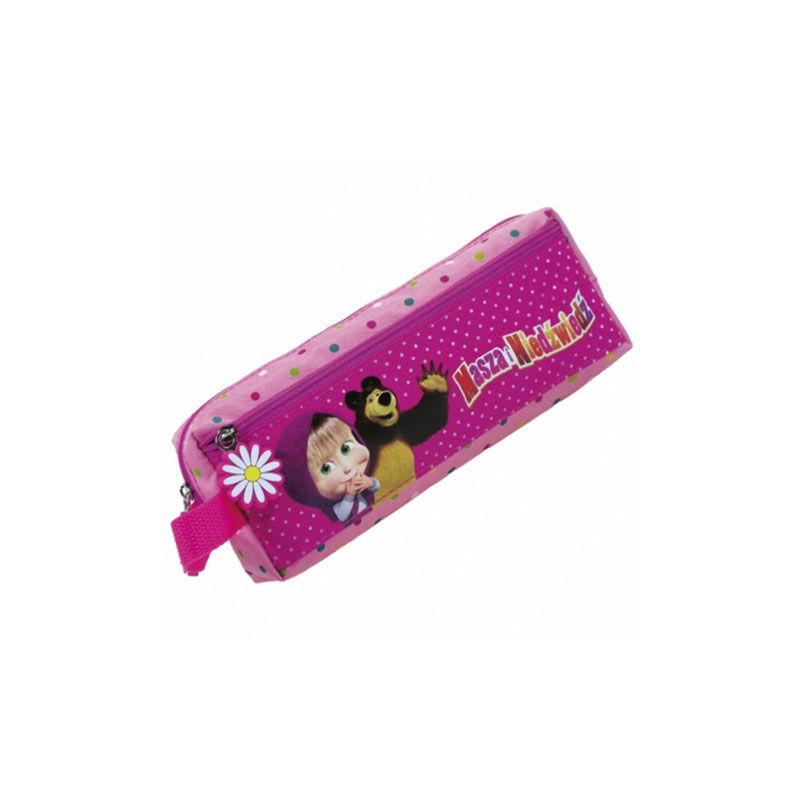 ae9487afc659 Mása és a medve pink tolltartó 2.718 Ft-os áron!