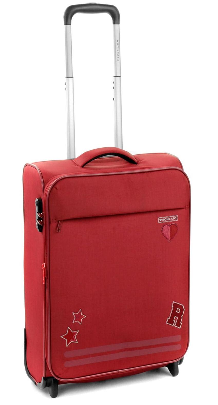 97075f7af07e Roncato Fresh 2-kerekes bővíthető kabinbőrönd 55 cm 23.190 Ft-os áron!